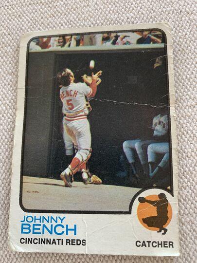 1973 topps card 380