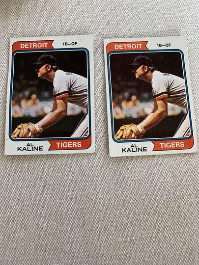 1974 topps baseball card 215