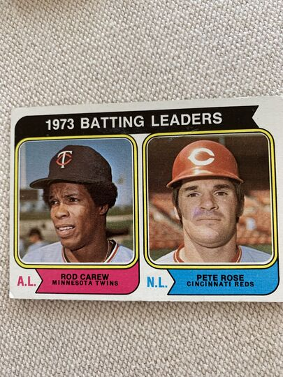 1974 topps baseball card 201