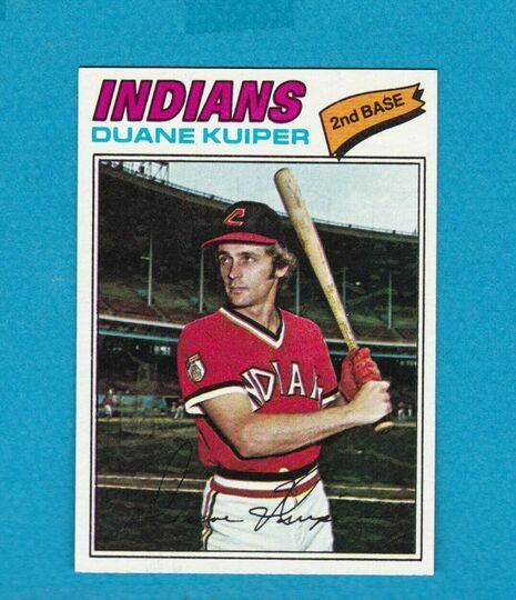 Duane Kuiper #85