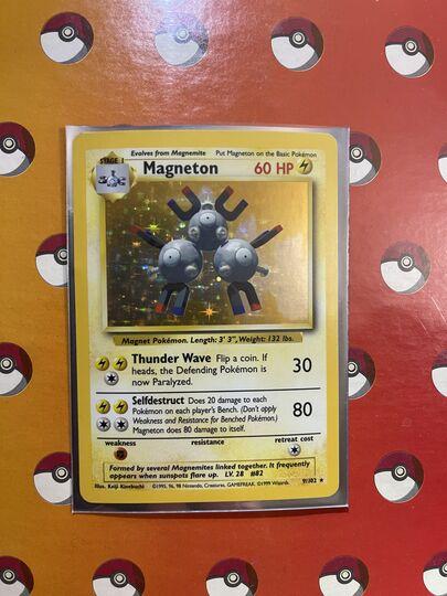 magneton 1995