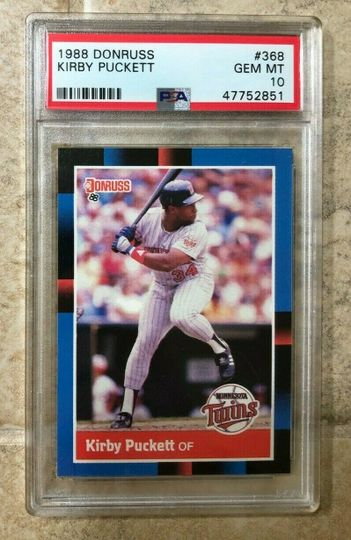 kirby puckett Collection Image