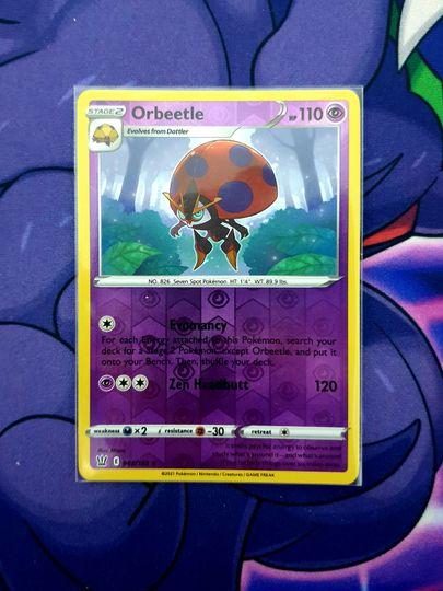 Orbeetle (065/163) Reverse Holo