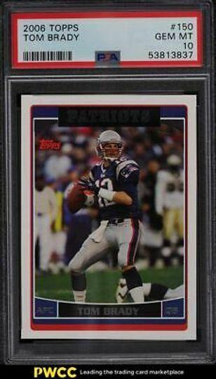 2006 Tom Brady #150