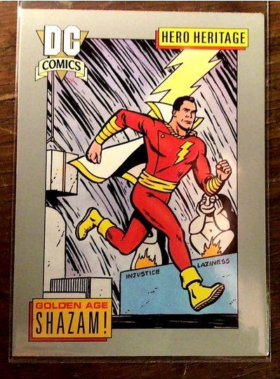 Shazam! Hero Heritage DC Comics 1992 Series 1 Shazam! #13