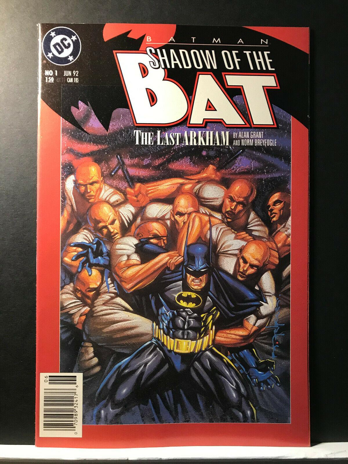 Batman Arkham Viktor Zsasz TPB #1-1ST NM 2020 Stock Image