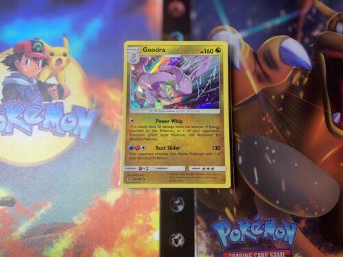 2x Pokemon Guardians Rising Goodra 96//145 Holo Rare Reverse Holo Card