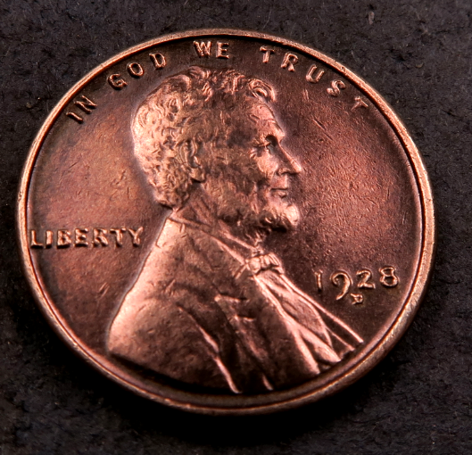 Condition ~ $20 ORDERS SHIP FREE! 1927-D Lincoln Wheat Cent in Very Good VG