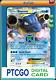 Pokemon PTCGO Blastoise EX XY30 Online Rare Promo Card - Sent Fast In-Game