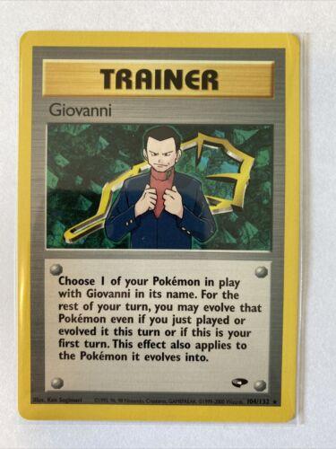 Pokemon Gym Badge XY210-Giovanni