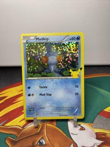 2021 Pokemon McDonald's Mudkip Halo 19/25