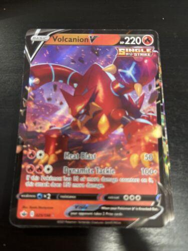 Volcanion V 025/198 Ultra Chilling Reign