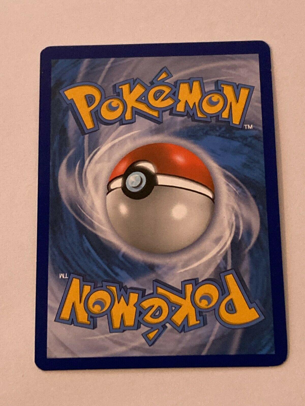 Charizard GX 2019 Pokemon Sun & Moon Black Star Promos Foil Card #SM195 - Image 2