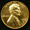 1973 S Uncirculated Lincoln Memorial Cent Penny BU (C01)