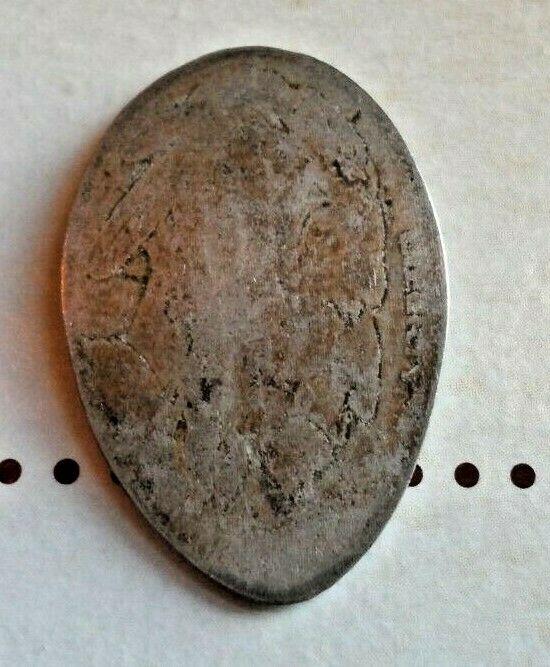 FUN 1998 elongated Buffalo nickel not penny Orlando FL USA 5 cent souvenir coin - Image 2
