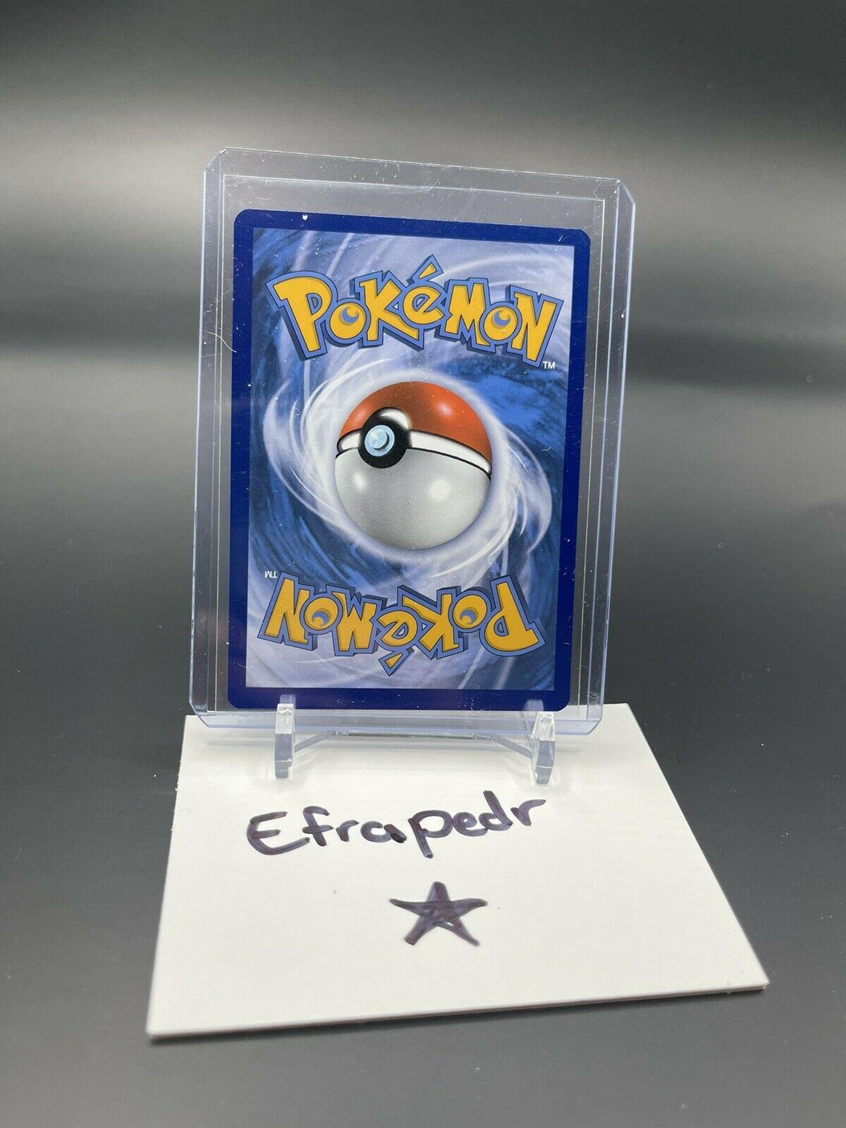 Metagross VMAX Chilling Reign 208/198 Rainbow Secret Rare Pokémon Card - Image 2