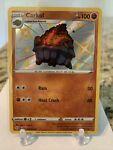 🌟Carkol - SV068/SV122 - Shiny Holo Rare SHINING FATES Pokemon TCG Card MINT 🌟