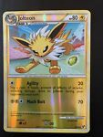 Jolteon 28/90 HGSS Undaunted REVERSE HOLO Pokemon Card - NM NP