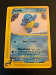 Pokemon Expedition Set COMMON Squirtle 131/165 - Near Mint (NM) Condition