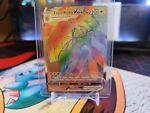 Tapu Koko VMAX 166/163 - Rainbow Secret Rare Battle Styles Pokémon - NM