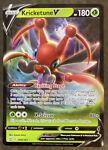 Pokemon - KRICKETUNE V - 006/163 - Ultra Rare - Battle Styles - NM/M