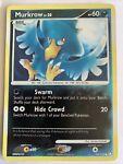 Murkrow 90/123 Pokémon Card ~Mysterious Treasures ~Reverse Holo ~Near Mint/Mint