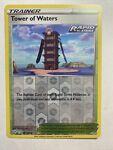 Tower of Waters Trainer Stadium 138/163 Reverse Holo Battle Styles Pokémon TCG