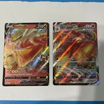 Blaziken V And VMAX- Chilling Reign - 020/198 - 021/198 - NM