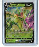 Flapple V - 018/163 - Battle Styles Full Art Ultra Rare Pokemon Card