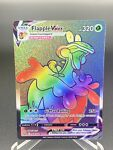 Pokemon Flapple VMAX Secret Rare Rainbow 164/163 Battle Styles Card M/NM