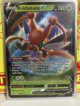 Kricketune V 006/163 Battle Styles NM Full Art Ultra Rare Pokemon Card