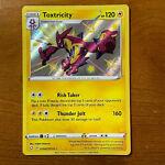 Toxtricity SV042/SV122 Shiny Vault Holo Rare Pokemon TCG Shining Fates