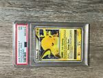 PSA NM Raichu Lv.X 99/100 DP Stormfront HOLO RARE Pokemon Card