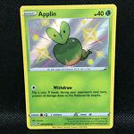 Pokemon TCG Shining Fates Shiny Vault APPLIN SV012/SV122 Rare English
