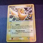 Pokémon TCG Pikachu Nintendo Black Star Promos 012 Regular Promo