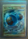 Rapid Strike Energy 182/163 Secret Rare Gold Card Pokemon Battle Styles