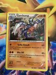 Garchomp 70/122 Breakpoint Holo Rare Pokémon Card NM