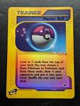 143/165   Master Ball Reverse Holo   Expedition   Pokemon Card   Mint