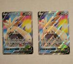 Pokémon TCG Stoutland V Sword & Shield - Battle Styles 157/163 Holo Full Art x2