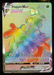 Pokemon FLAPPLE VMAX 164/163 Battle Styles HYPER RARE FULL ART - MINT