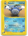 89/165 | Poliwhirl | Expedition | Pokemon Card | Near Mint