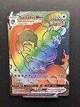 Tornadus VMax 209/198 Secret Rare Rainbow Holo Chilling Reign Sword And Shield