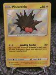 Pokémon TCG Pincurchin Shining Fates SV043/SV122 Holo Shiny Holo Rare
