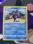 Pokemon TCG Battle Styles Galarian Mr. Rime 035/163