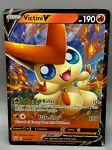 Pokemon Victini V Battle Styles 021/163