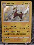 Pokémon TCG Boltund Shining Fates SV040/SV122 Holo Shiny Holo Rare