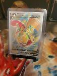 Flapple V 143/163 Pokémon TCG Battle Styles Full Art Ultra Rare Near Mint