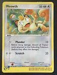 Meowth 013 Nintendo Promo Pokemon Card Holo Foil Rare VLP