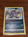 ✨ Pokemon Shining Fates GRIMMSNARL SV085/SV122 - Shiny Vault Holo Rare Card