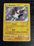 Morpeko SV044/SV122 Shining Fates Shiny Vault Pokemon Card NM